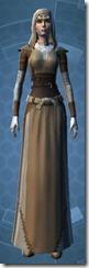 Light Devotee Hooded - Female Front