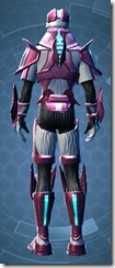 Righteous Enforcer Dyed Back