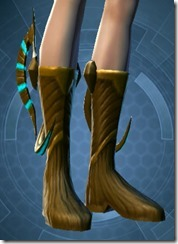 Righteous Harbinger Boots