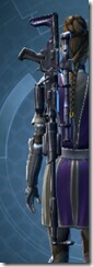 Righteous Harbinger's Sniper Rifle Stowed