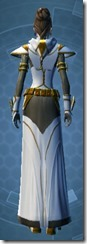 Alliance Emissary - Female Back