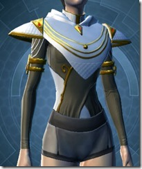 Alliance Emissary Robes