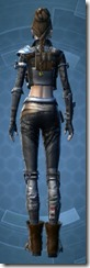 Bold Hellion - Female Back