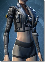 Bold Hellion Jacket Female