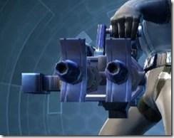 Commander's Assault Cannon MK-2 Front