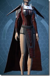 Dark Praetorian Chestguard