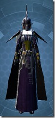 Dark Praetorian Dyed Front