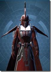 Dark Praetorian - Male Close