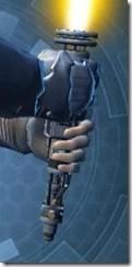 Defender's Lightsaber Back