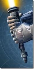 Defender's Lightsaber Front