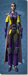 Devout Overseer Dyed Front