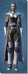 Devout Overseer - Female Front