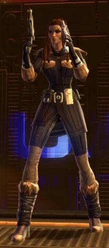 Dutcherly-Ranger-action