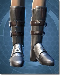 Eternal Commander MK-1 Stalker Boots