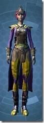 Eternal Commander MK-1 Stalker Dyed Front
