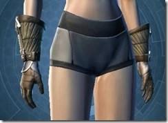 Eternal Commander MK-1 Stalker Gloves