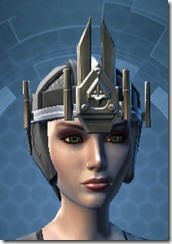 Eternal Commander MK-1 Stalker Headgear