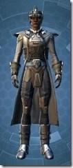 Eternal Commander MK-1 Stalker - Male Front