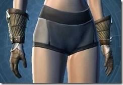 Eternal Commander MK-11 Stalker Gloves