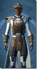 Eternal Commander MK-11 Stalker - Male Close