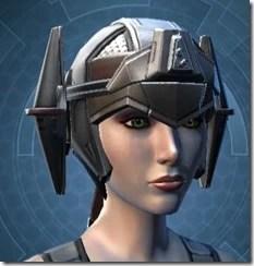 Eternal Commander MK-4 Aegis Headgear