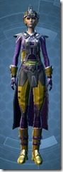 Eternal Commander MK-4 Force Expert Dyed Front