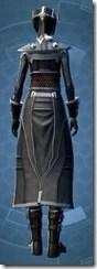 Eternal Commander MK-4 Force Expert - Female Back
