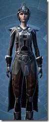 Eternal Commander MK-4 Force Expert - Female Close