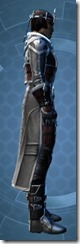 Eternal Commander MK-4 Force Expert - Male Right
