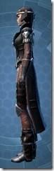 Eternal Commander MK-4 Onslaught - Female Left