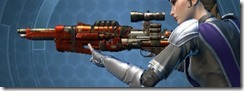 Eternal Commander MK-4 Sniper Rifle Left