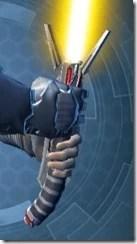 Executioner's Lightsaber Back