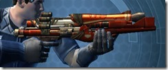 Ferrocarbon Asylum Blaster Rifle Right