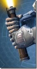 Overseer's Lightsaber Front