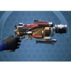 Revanite's Blaster Pistol MK-1*
