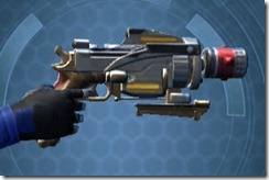 Revanite's Blaster Pistol MK-2 Right