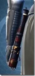 Revanite's Lightsaber MK-2 Stowed