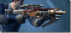 Revanite's Rifle MK-1 Right
