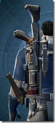 Revanite's Rifle MK-2 Stowed