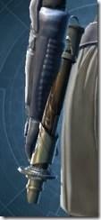 Rishi's Lightsaber MK-1 Stowed