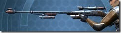Rishi's Sniper Rifle MK-1 Left