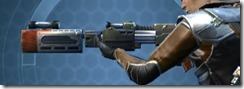 Sharpshooter's Sniper Rifle MK-2 Left