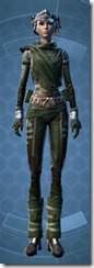 Veteran Outlander Force-Lord - Female Front