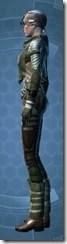 Veteran Outlander Force-Lord - Female Left
