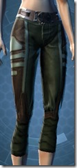 Veteran Outlander Force-Lord Lower Robe
