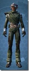 Veteran Outlander Force-Lord - Male Front