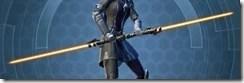 Veteran Outlander Force-Lord's Saberstaff Full