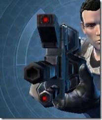 Vigilante's Rifle MK-2 Front