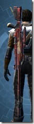 Deadeye's Sniper Rifle MK-1 Stowed