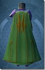 Emperor Dyed Back